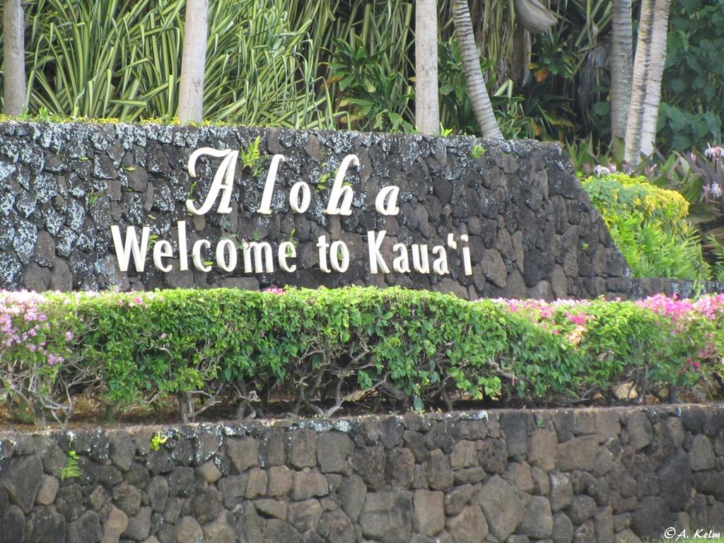Welcome to Kaua'i